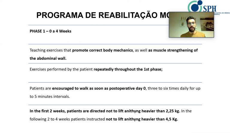 Enf. Luís Estevão- Enfermeiro Reabilitação